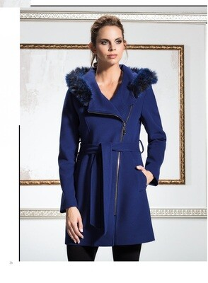 8200 Coat - Dark Blue