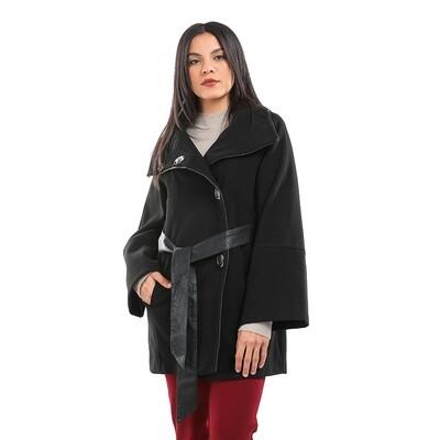 8201 Coat - Black