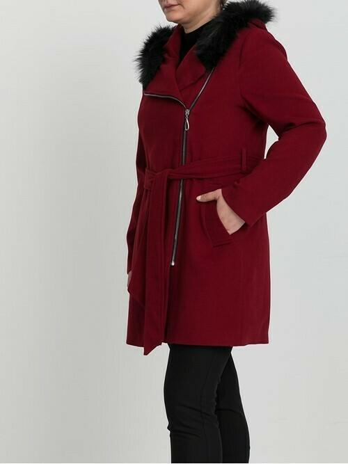 8200 Coat - Burgundy