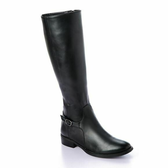 3327 - Boot - Black