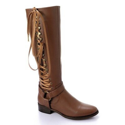 3420 High Boot - Brown