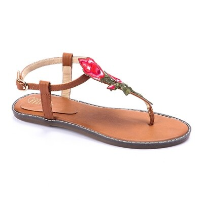 3247 Sandal - Camel