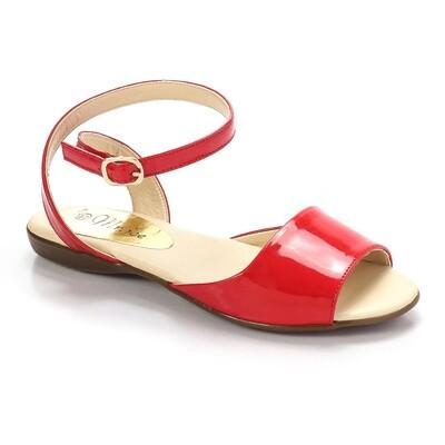 3254 Sandal - Red