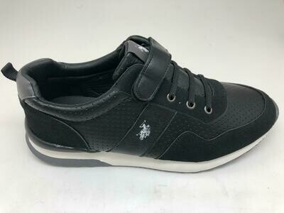 3444 Casual Shoes Kids - Navy*Gray