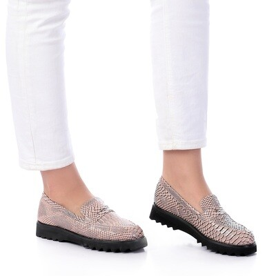 3390 Casual Sneakers - Cashmer Leather
