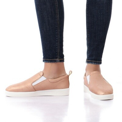 3393 Casual Sneakers - Gold