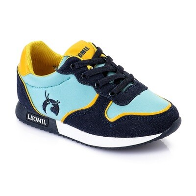 3446 Casual Shoes Kids - Navy