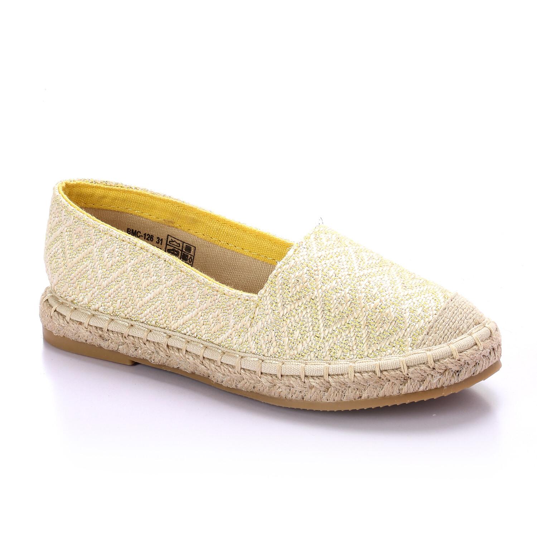 3447 Casual Sneakers Kids - Yellow