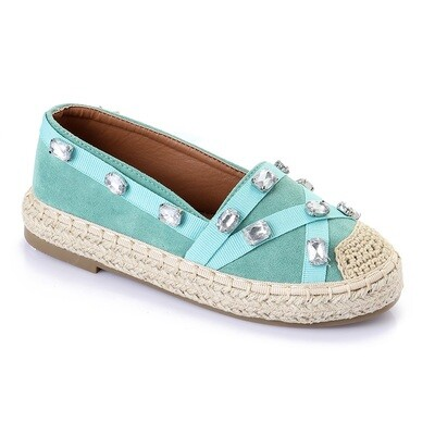 3449 Casual Sneakers Kids - green