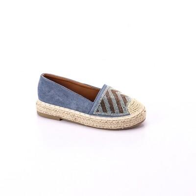 3450 Casual Sneakers Kids -blue