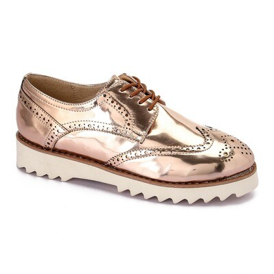 3377 Shoes -  Gold