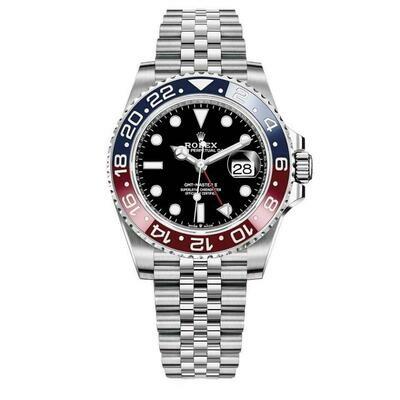 ROLEX GMT-MASTER II 40ММ 126710BLRO