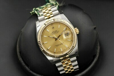 Наручные часы Rolex Oyster Datejust 36mm Steel and Yellow Gold( под заказ)