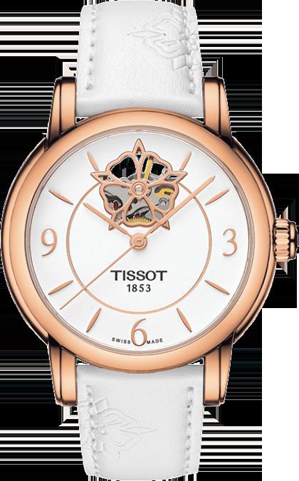 Наручные часы Tissot Lady Heart Powermatic 80 T050.207.37.017.04