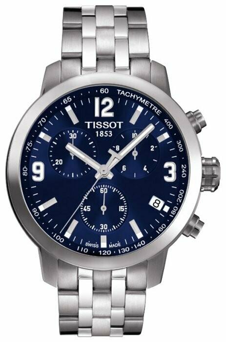 Наручные часы TISSOT PRC 200 CHRONOGRAPH T055.417.11.047.00