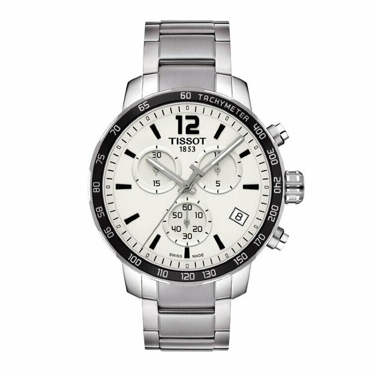 Наручные часы TISSOT T-Sport Quickster T095.417.11.037.00