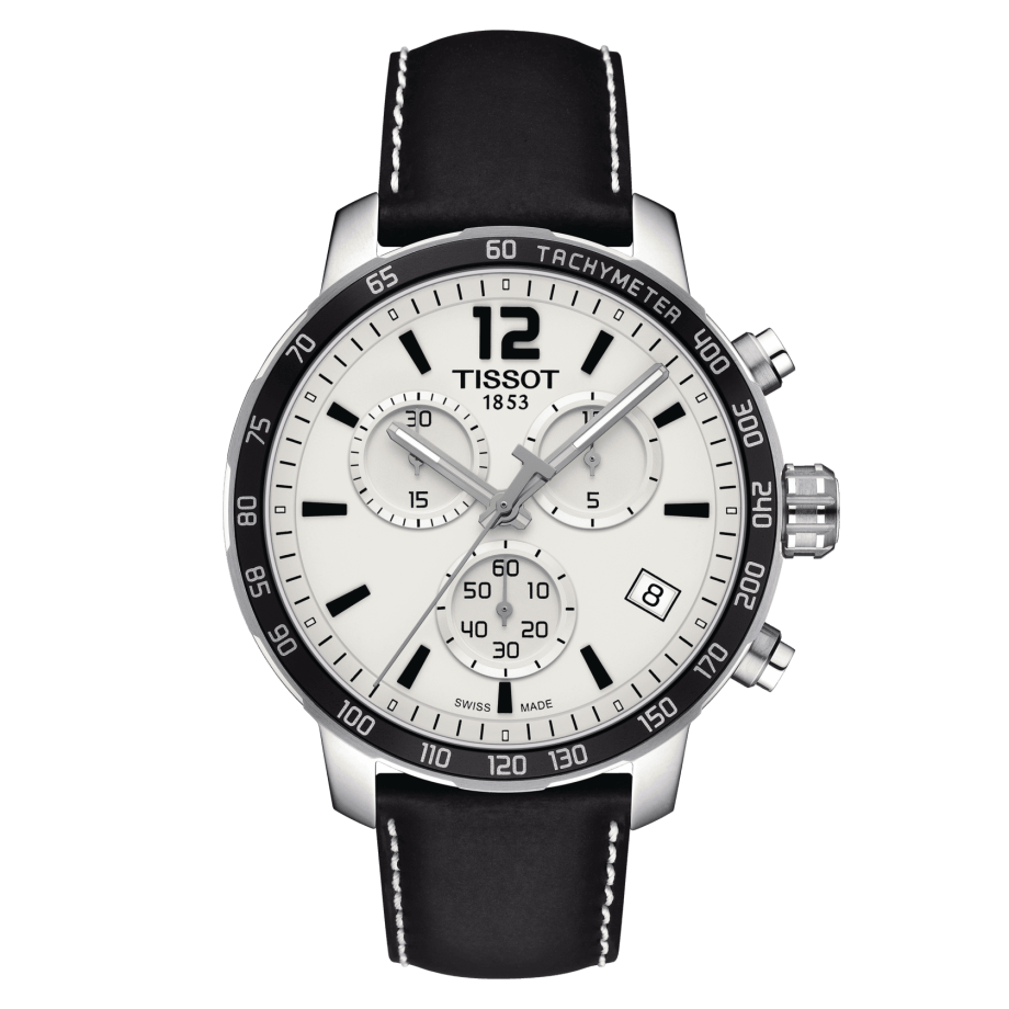 Наручные часы TISSOT QUICKSTER CHRONOGRAPH T095.417.16.037.00