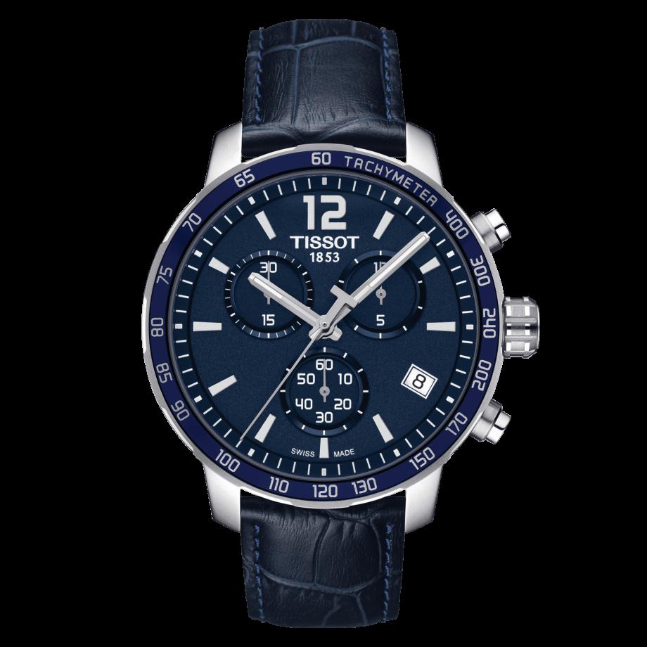 Наручные часы Tissot T-Sport Quickster T095.417.16.047.00