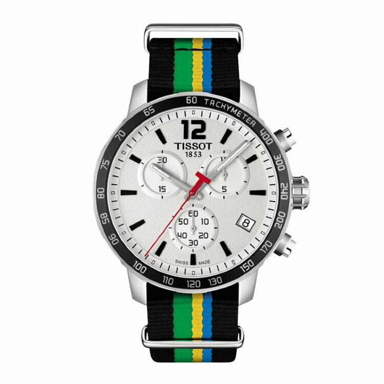 Наручные часы TISSOT  T-Sport Quickster Baku 2015 T095.417.17.037.02