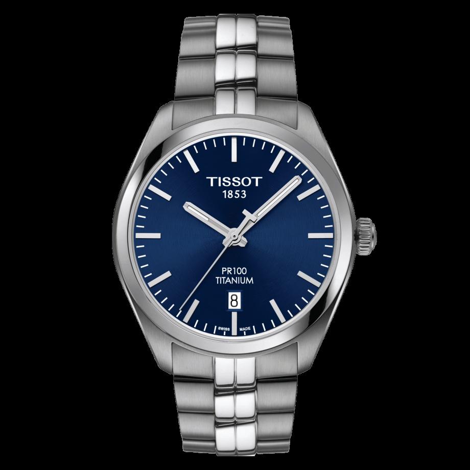 Часы Tissot PR 100 Titanium Quartz T101.410.44.041.00