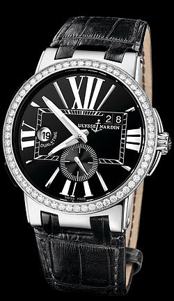 Ulysse Nardin Dual Time Executive 243-00B/42