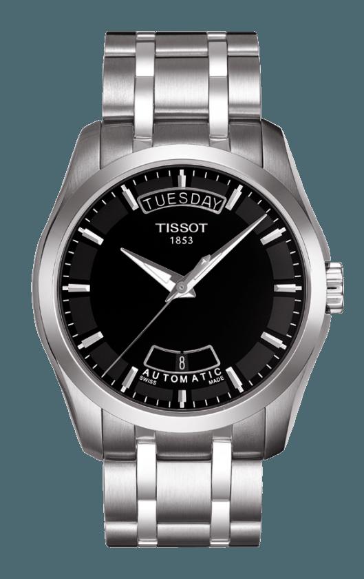 Наручные часы TISSOT COUTURIER AUTOMATIC GENT T035.407.11.051.00