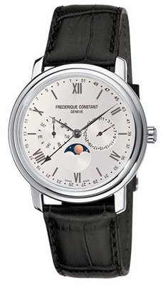 Frederique Constant Persuasion Business Timer  FC-270SW4P6