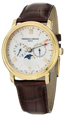 Frederique Constant Persuasion Quartz Business Timer FC-270SW4P5