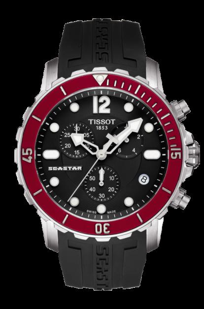 Наручные часы TISSOT SEASTAR 1000 T066.417.17.057.01