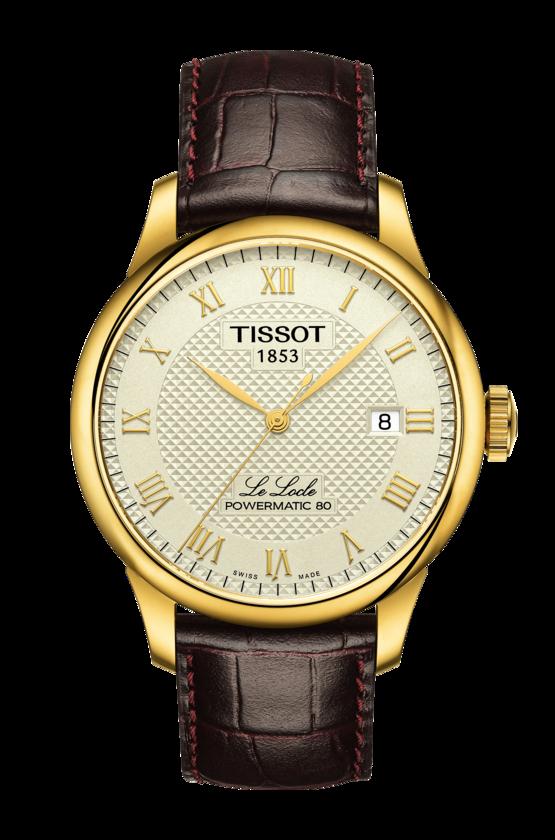 Наручные часы TISSOT LE LOCLE POWERMATIC 80 T006.407.36.263.00