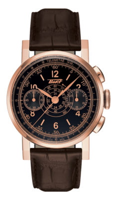 TISSOT HERITAGE 2009 AUTOMATIC GOLD T904.432.76.057.00