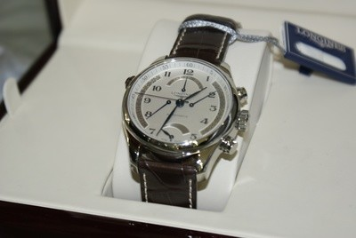 Longines Master Retrograde Power Reserve 41mm L2.714.4.78.3