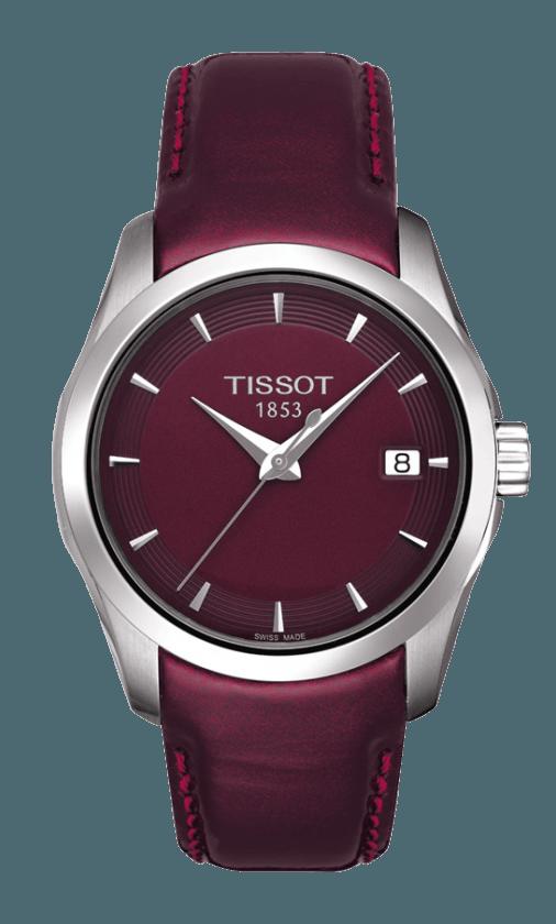 Наручные часы Tissot COUTURIER QUARTZ LADY T035.210.16.371.00