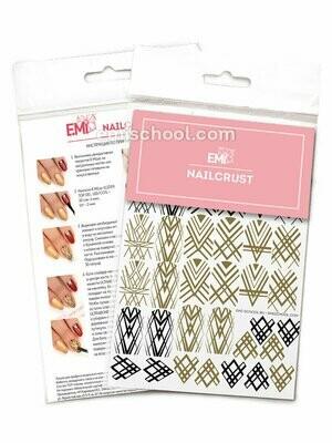 NAILCRUST Pattern Sliders #43 Geometry