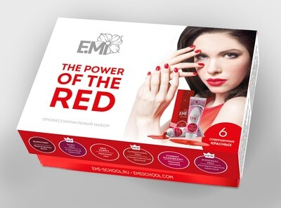 Set The Power of the Red