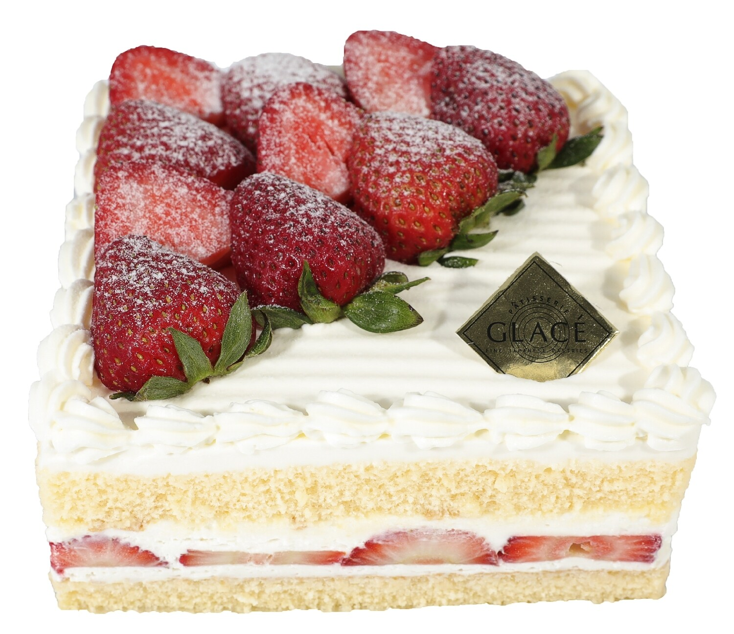 Strawberry Shortcake Deluxe 苺ショートケーキデラックス