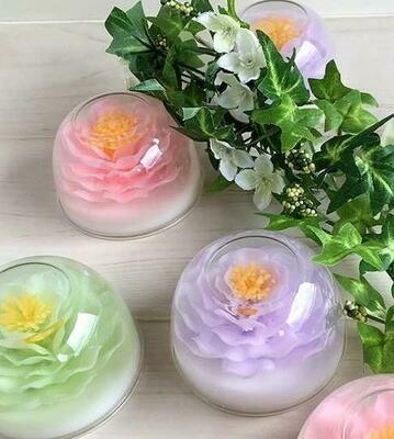 Flower Jelly