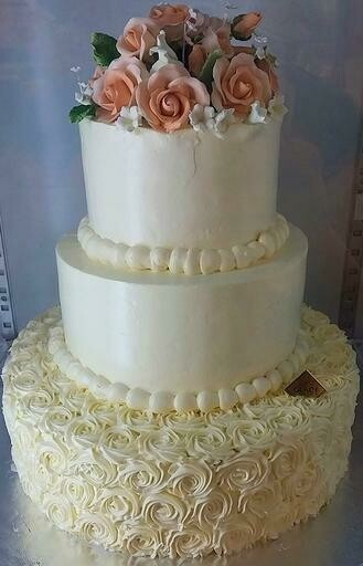3-Tier Wedding Decor