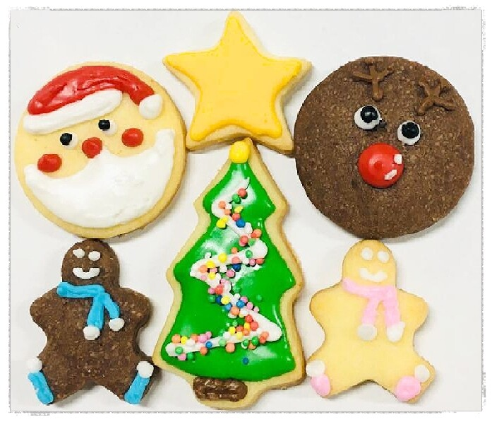 Christmas Cookies Assorted
