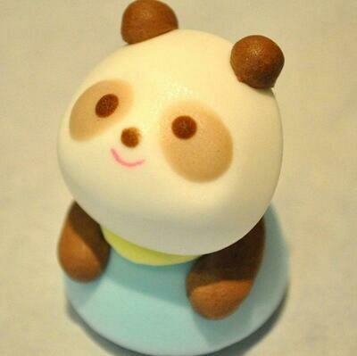 Adorable Panda (Baker's Sugar)
