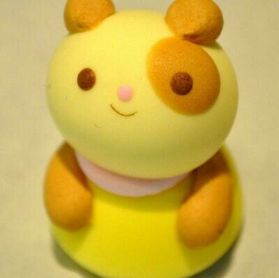 Adorable Hamster (Baker's Sugar)