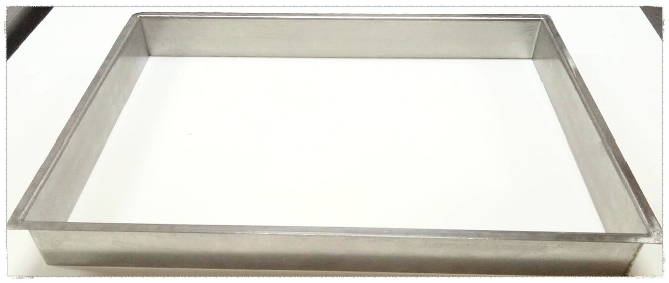 Mousse Frames (Stainless Steel)