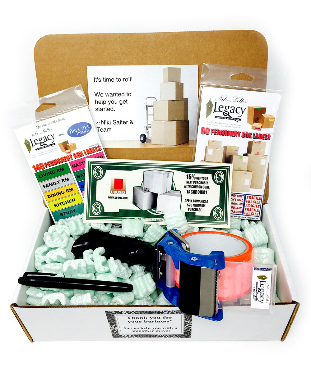 Custom Branded - Gift Kits Delivered to Your Customers (10 Kits @ $39.95 each)