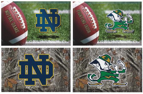 Notre Dame Scraper Mat (4 Styles)