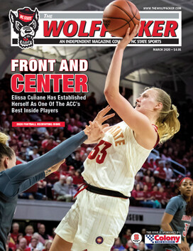 The Wolfpacker March 2020 Issue
