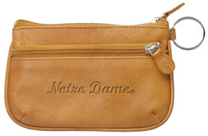 ND Leather Coin Case ID Wallet