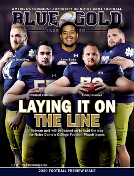 2020 Notre Dame Football Preview Magazine