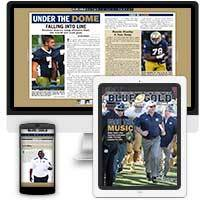 Blue & Gold Illustrated 1-Year Subscription (Digital Only)