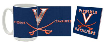 UVa Mug & Coaster Set