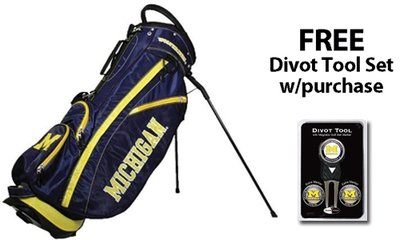 Michigan Fairway Golf Stand Bag